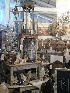 Matilda's Mouse Antiques: December ~ Blanc de Blanc ~ Wonderland of Winter