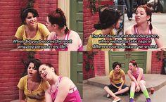 Wizards of Waverly Place- Alex & Harper