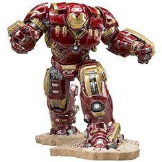 Kotobukiya Avengers Age of Ultron Hulkbuster Iron Man ArtFX Plus Statue by Kotobukiya @ niftywarehouse.com