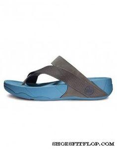 980158070b0f8 Men FitFlop Sandals Sling Smokey Grey