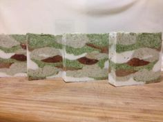 Camo soap - Soap Making Forum