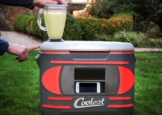 The Coolest Cooler Is The Perfect Tailgate Companion