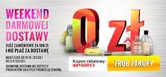 #DarmowaDostawa ! Tylko w ten weekend, tylko w http://Kokai.pl