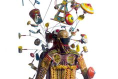 Sound Suit - Nick Cave, via Wired.com
