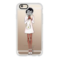 iPhone 6 Plus/6/5/5s/5c Case - Chloe by Brooklit (975 UAH) ❤ liked on Polyvore featuring accessories, tech accessories, iphone case, iphone hard case, apple iphone cases e iphone cover case