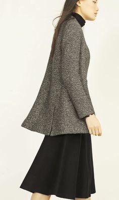 Zara long blazer