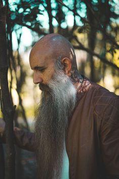 Shaved Head With Beard, Bald With Beard, Full Beard, Bald Men, Grey Beards, Long Beards, Hair And Beard Styles, Moustache, Facial Hair