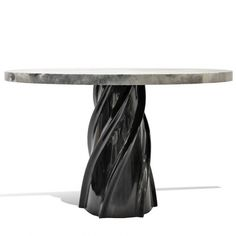 23011 CAVATAPPI TABLE - GOATSKIN