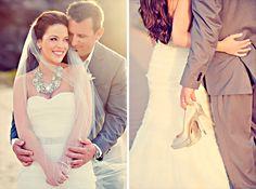 Dreamy Destination Wedding #bride #wedding #beach #destination