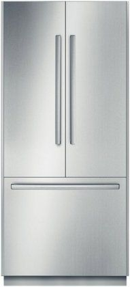 Bosch B36BT830NS 800 20.0 Cu. Ft. Stainless-steel Counter Deepness Built-In French Doorway Fridge - Power Celebrity - http://onlinebusiness-rc.com/kitchen/bosch-b36bt830ns-800-20-0-cu-ft-stainless-steel-counter-depth-built-in-french-door-refrigerator-energy-star/