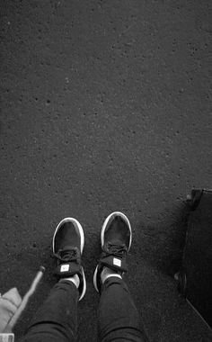 Travel around the world #adidas #blackandwhite #autumn #fall