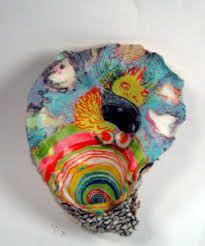 Resultado de imagen de painted shell
