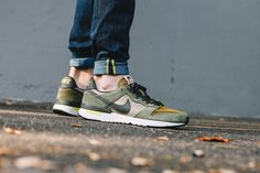 outlet store afa9b 87d9e Nike Archive 83  Medium Olive Adidas Shoes Outlet, Sneaker Stores, Sneaker  Magazine,