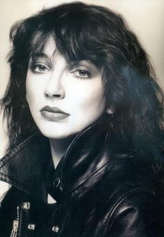 Kate Bush, photographed by Brian Aris, 1979
