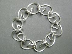 Lieve Vandycke - Bracelet in silver