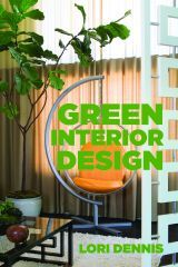 """Read """"Green Interior Design"""" by Lori Dennis available from Rakuten Kobo. Award-winning designer and author Lori Dennis proves interior design can be both stylish and environmentally sustainable. Green Interior Design, Interior Design Books, Book Design, Furniture Design, Interior Paint, Cover Design, Sustainable Architecture, Sustainable Design, Green Architecture"""