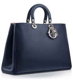 I am really loving the new Diorissimo handbag line from Christian Dior!!