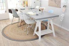 #kwantuminhuis Vloerkleed SILAS > https://www.kwantum.nl/vloer/vloerkleden en stoel OSLO >https://www.kwantum.nl/meubelen/stoelen @bakerstreet___