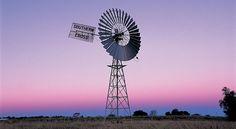 Outback Australia - Longreach, Qld.