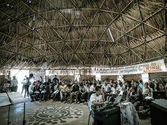 """Com objetivo de fortalecer a identidade cultural regional, o IV Festival """"Sagarana: feito Rosa para o Sertão"""" acontece de 2 a 8 de setembro, na reserva biológica do Instituto Estadual de Florestas, localizada no Distrito de Arinos, em Sagarana. A entrada é Catraca Livre."""