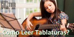 Una de las cosas mas básicas que aprendemos al comenzar a tocar #guitarra seguro es como se leen las #tablaturas para poder interpretar nuestras canciones favoritas. En el siguiente articulo trataré de explicarte como leer las tablaturas para guitarra. https://leadguitar.mx/como-se-leen-las-tablaturas/