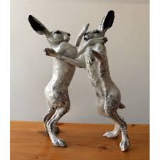 Image result for irish boxing hare in boxing ring