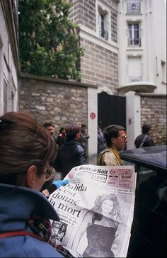 The House Of Dalida In Montmartre On May 5th 1987 In ParisFrance