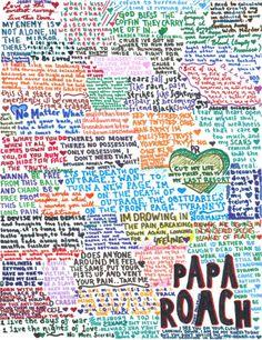 Papa Roach lyrics