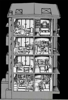 横浜美術館で「束芋:断面の世代」 (1/5)|アート|イズムコンシェルジュ | エキサイトイズム