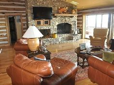 Cabin vacation rental in Bryson City, NC, USA from VRBO.com! #vacation #rental #travel #vrbo