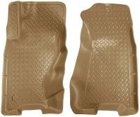 Husky Liners Classic Style Custom Fit Molded Front Floor Liner for Select Jeep Grand Cherokee WJ Models (Tan)