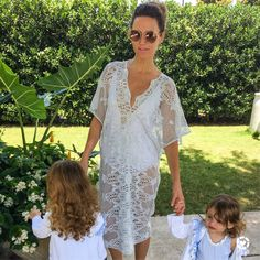 The most elegant lace cover up!!!