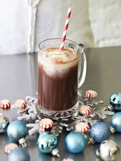 So Cool It's Hot: A Cocoa Float from the Chef at Momofuku MilkBar