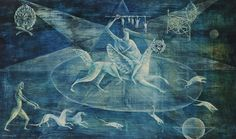 Leonora Carrington OBE (6 April 1917 – 25 May 2011), was a British-born–Mexican artist, surrealist painter, and novelist. She lived most of her adult life in Mexico City, and was one of the last surviving participants in the Surrealist movement of...