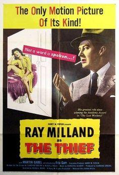 The Thief (1952) Ray Milland