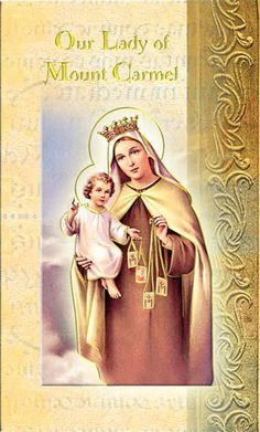 Biography Of Our Lady Of Mt Carmel by Hirten | Catholic Shopping .com