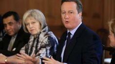 """Image copyright                  PA                  Image caption                                      David Cameron felt let down by Theresa May, Sir Craig Oliver said                                Former PM David Cameron felt """"badly let down"""" by Theresa May during the EU referendum campaign, his former director of communications has said.  Sir Crai"""