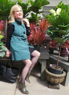 Lighten up for Spring!  Janska LapWrap and Gilda Vest + $185 Giveaway