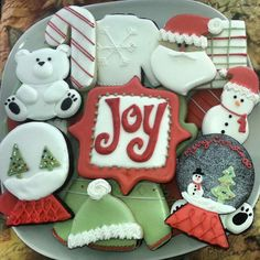 Christmas Snowman Cookies | Flooded Royal Icing Cookies ...