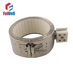33.39$  Watch now - http://ali9qc.shopchina.info/go.php?t=1072783618 - Free Shipping Ceramic Band Heater 130*75mm 220V 1500W Industrial Heating Element  #buychinaproducts