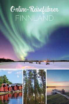 Online Reiseführer FINNLAND von LANDMARK