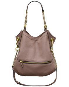 Spotted this orYANY Selina Leather Shoulder Bag  on Rue La La. Shop (quickly!).