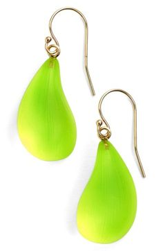 Free shipping and returns on Alexis Bittar 'Lucite® - Dewdrop' Earrings at Nordstrom.com. Glowing teardrops of hand-painted Lucite are hand sculpted with a gentle contour in understated earrings.