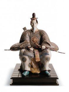 Lladro Japanese Nobleman II $3500