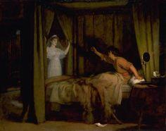 John Everett Millais - Speak! Speak! (1895)