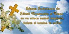 Sfanta Sarbatoare de Sfintii Constantin si Elena sa va aduca numai impliniri, liniste si lumina in suflet!