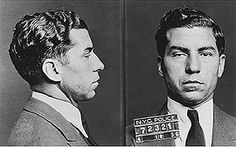 "Salvatore Lucania, better known as Charles ""Lucky"" Luciano ( November 24, 1897 – January 26, 1962), was an Italian-born, naturalized American mobster born in Sicily. Luciano is considered the father of modern organized crime in the United States for splitting New York City into five different Mafia crime families and the establishment of the first Commission. He was the first official boss of the modern Genovese crime family. He was, along with his associate Meyer Lans"