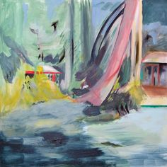 Elissa Cristall Gallery presents Lesley Finlayson solo show, April 3-26, 2014. Opening Reception: Thursday, April 3, 2014, 6–8pm.