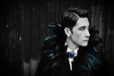 River Hawkins as Dorian Gray from The Picture of Dorian Gray