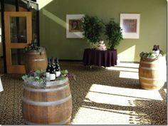 Wine Barrel idea...